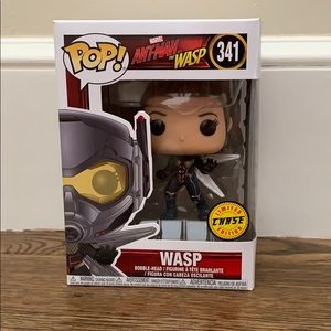 Funko Pop: Ant-Man and The Wasp CHASE Wasp.